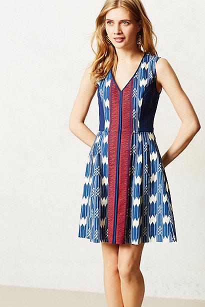 Anthropologie Emaline Dress