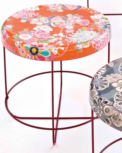 Florals Ukiyo Table