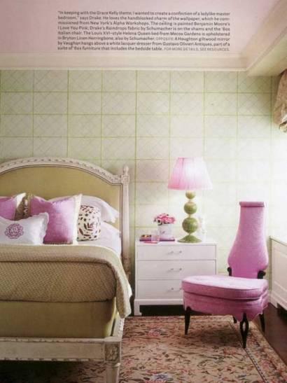 Pastel Color Blocking HouseBeautiful